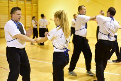 Wing Tsun Kung-Fu Dąbrowa Górnicza - trening 3