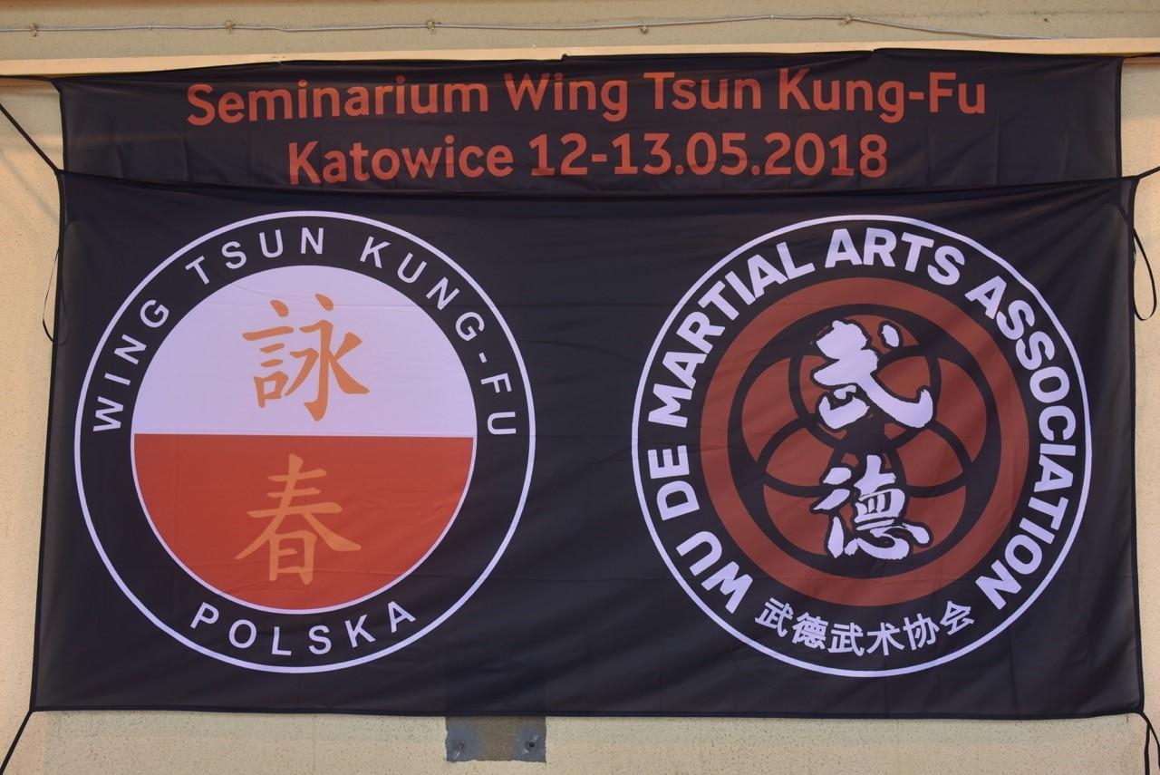 Seminarium Wing Tsun Kung-Fu Polska i Wu De - Katowice 12-13.05.2018-1
