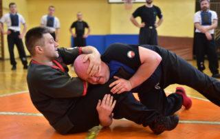 Wing Tsun Kung-Fu Katowice - trening 04.03.2017-2