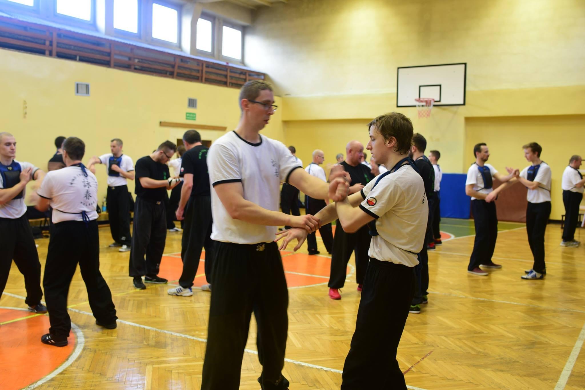 Wing Tsun Kung-Fu Katowice - zimowe seminarium 2017 (18.11.2017)-1