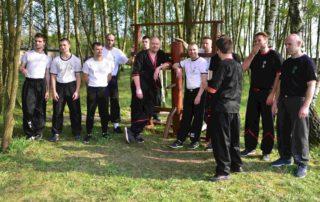 Wing Tsun Kung-Fu Kielce - seminarium drewnianego manekina 21.04.2018 - 3