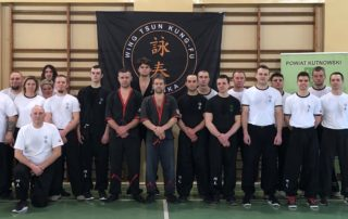 Wing Tsun Kung-Fu Kutno 24-25.02.2018 - pierwsze seminarium w Kutnie - 1