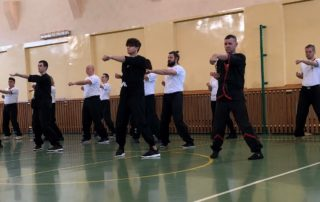 Wing Tsun Kung-Fu Kutno 24-25.02.2018 - pierwsze seminarium w Kutnie - 2