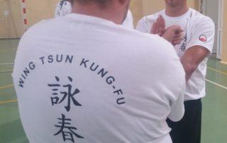 Wing Tsun Kung-Fu Kutno - trening 10.1.02017_195648