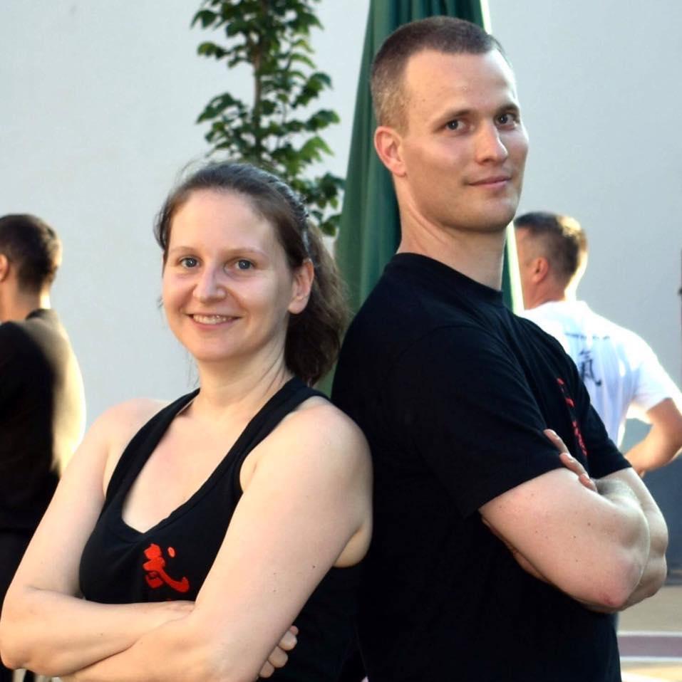 Wu De - Si-Je Eszter Kovács, Si-Hing Milán Kovács