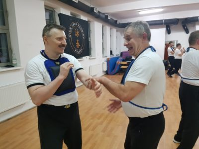 Wing Tsun Kung-Fu Zabrze - trening 1