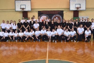 Seminarium Wing Tsun Kung-Fu Polska/Wu De Katowice 12-13.05.2018-1