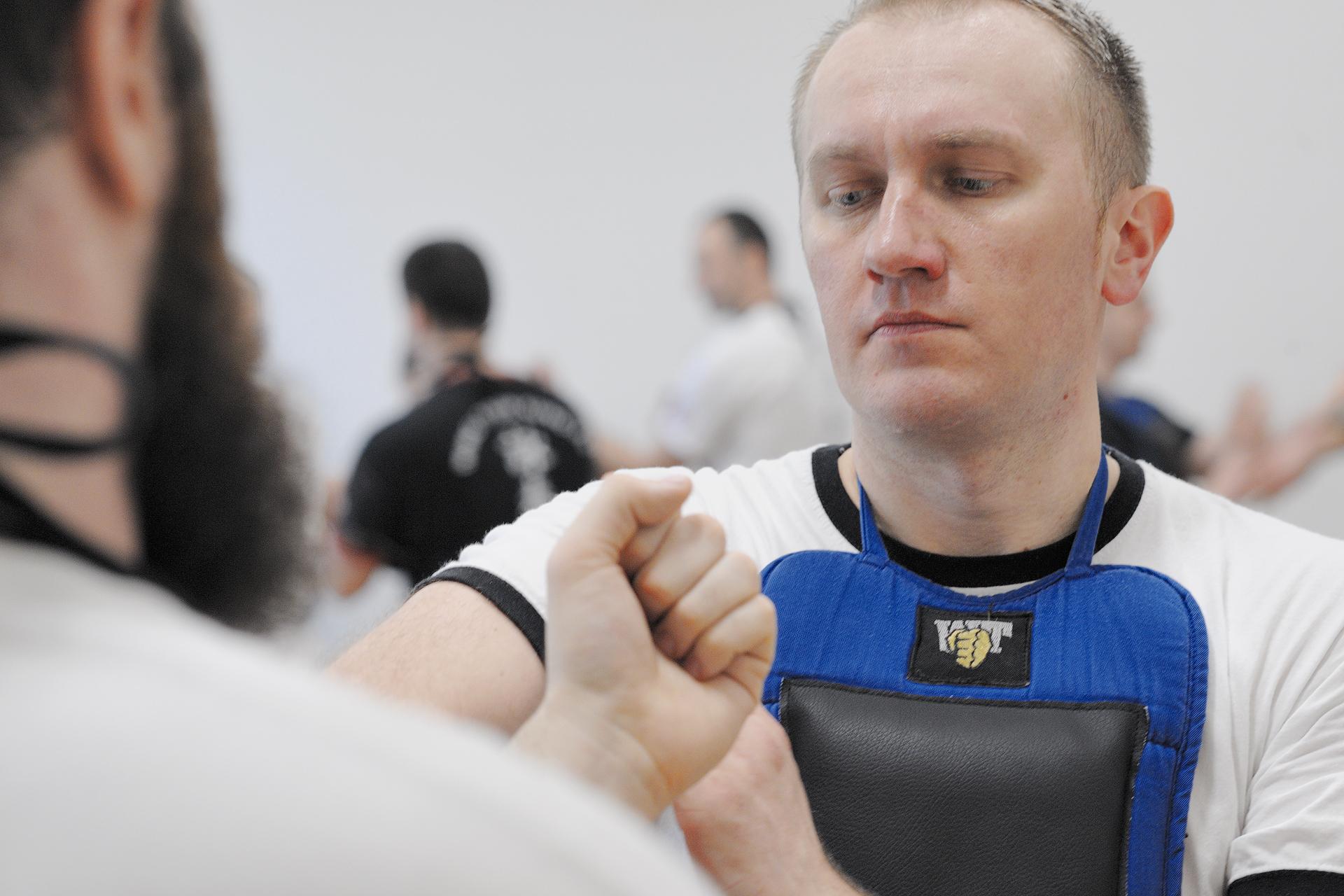 Trening instruktorski 1/4 2019 - Warszawa 03.03.2019 - 1