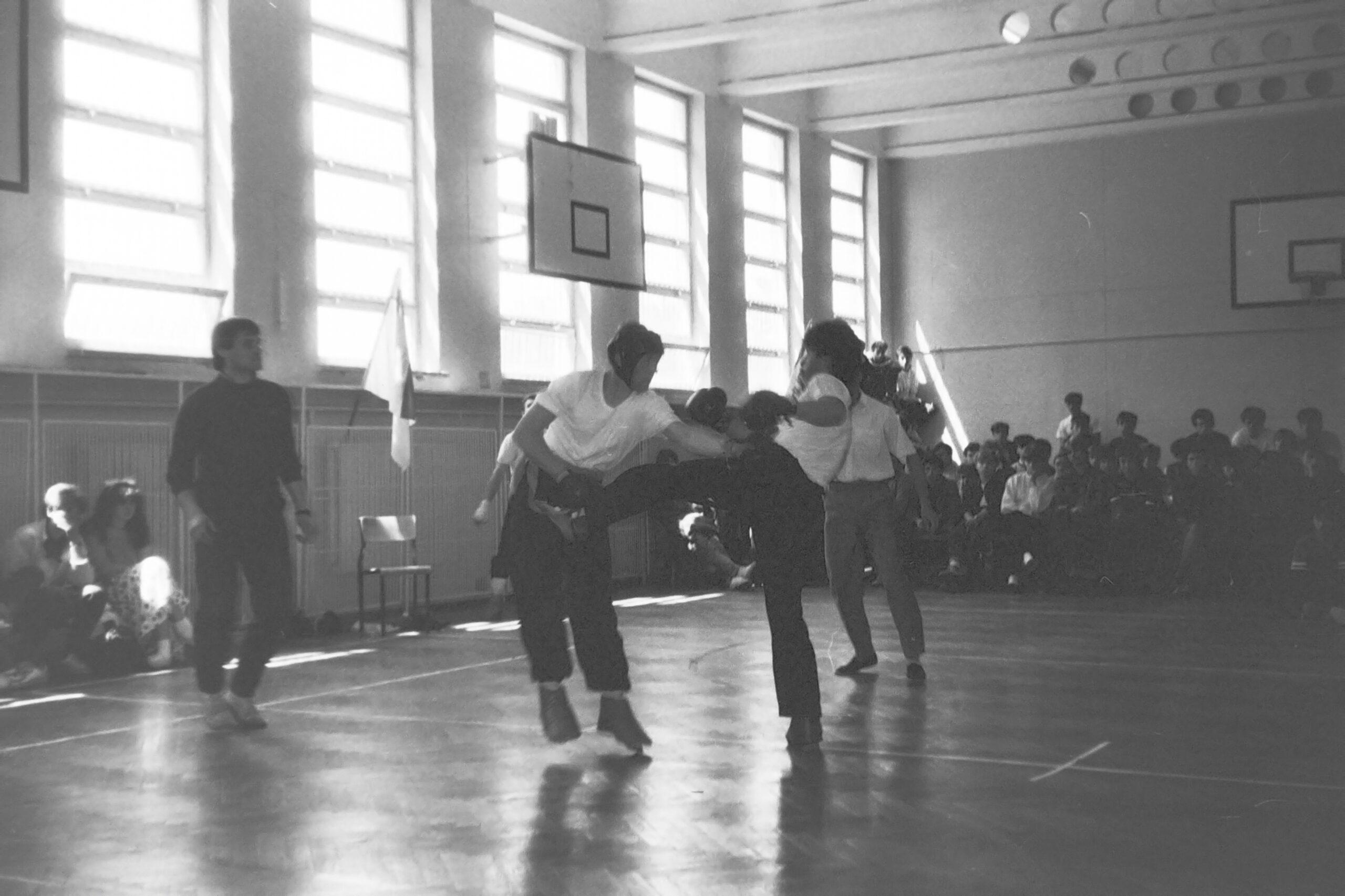Artur Rychta - Wing Tsun a walka sportowa - 3