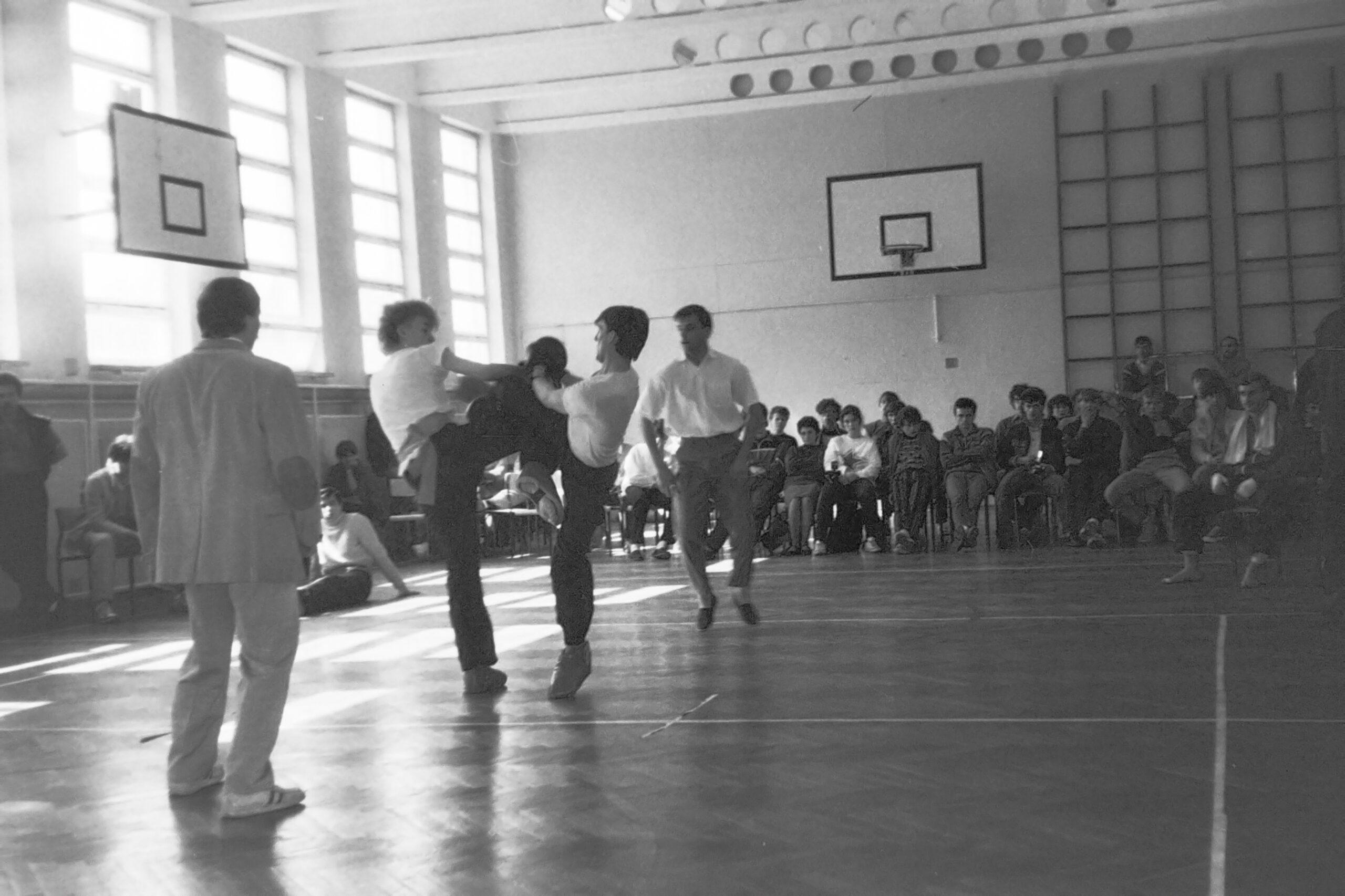 Artur Rychta - Wing Tsun a walka sportowa - 5