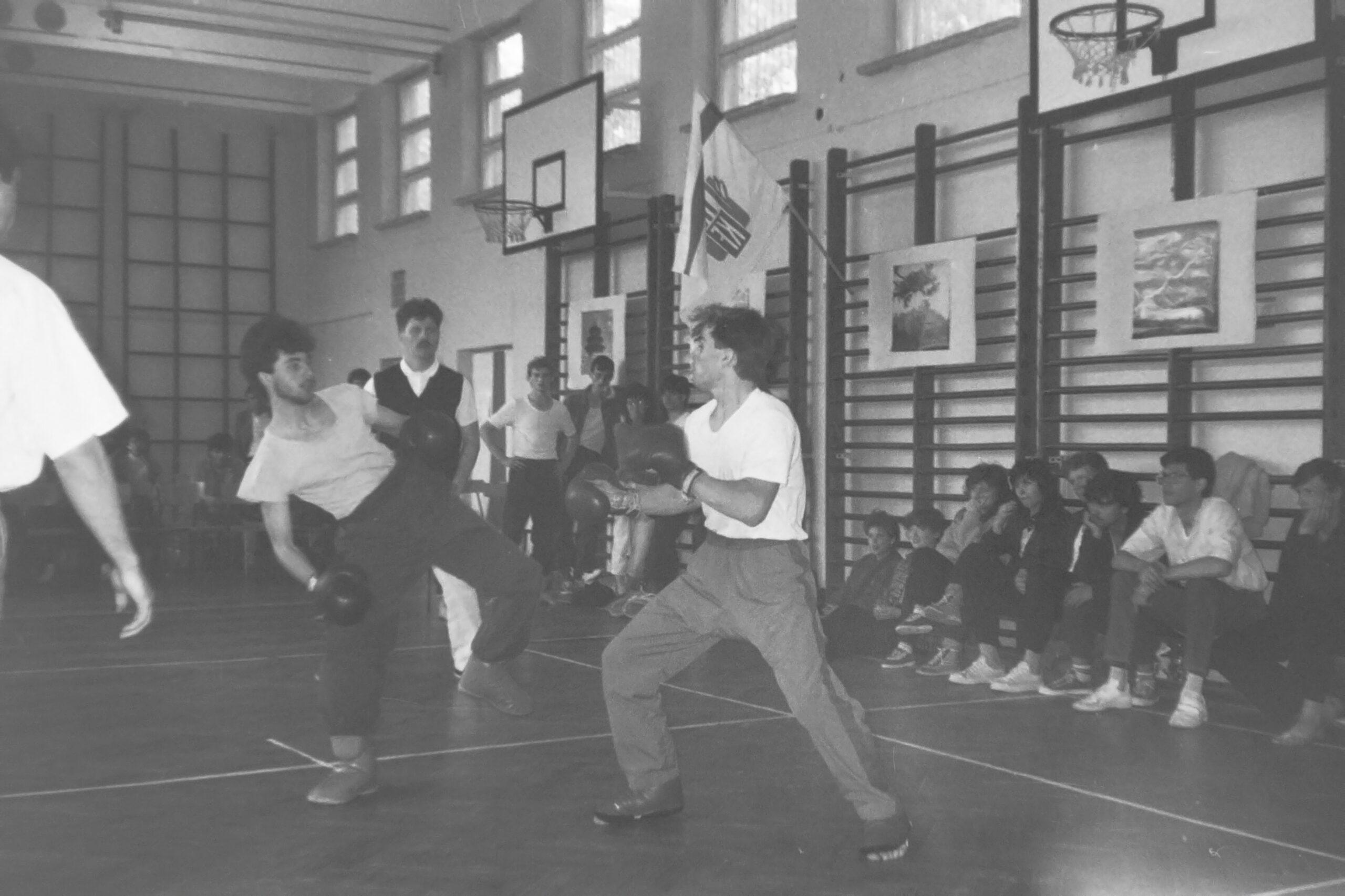 Artur Rychta - Wing Tsun a walka sportowa - 6