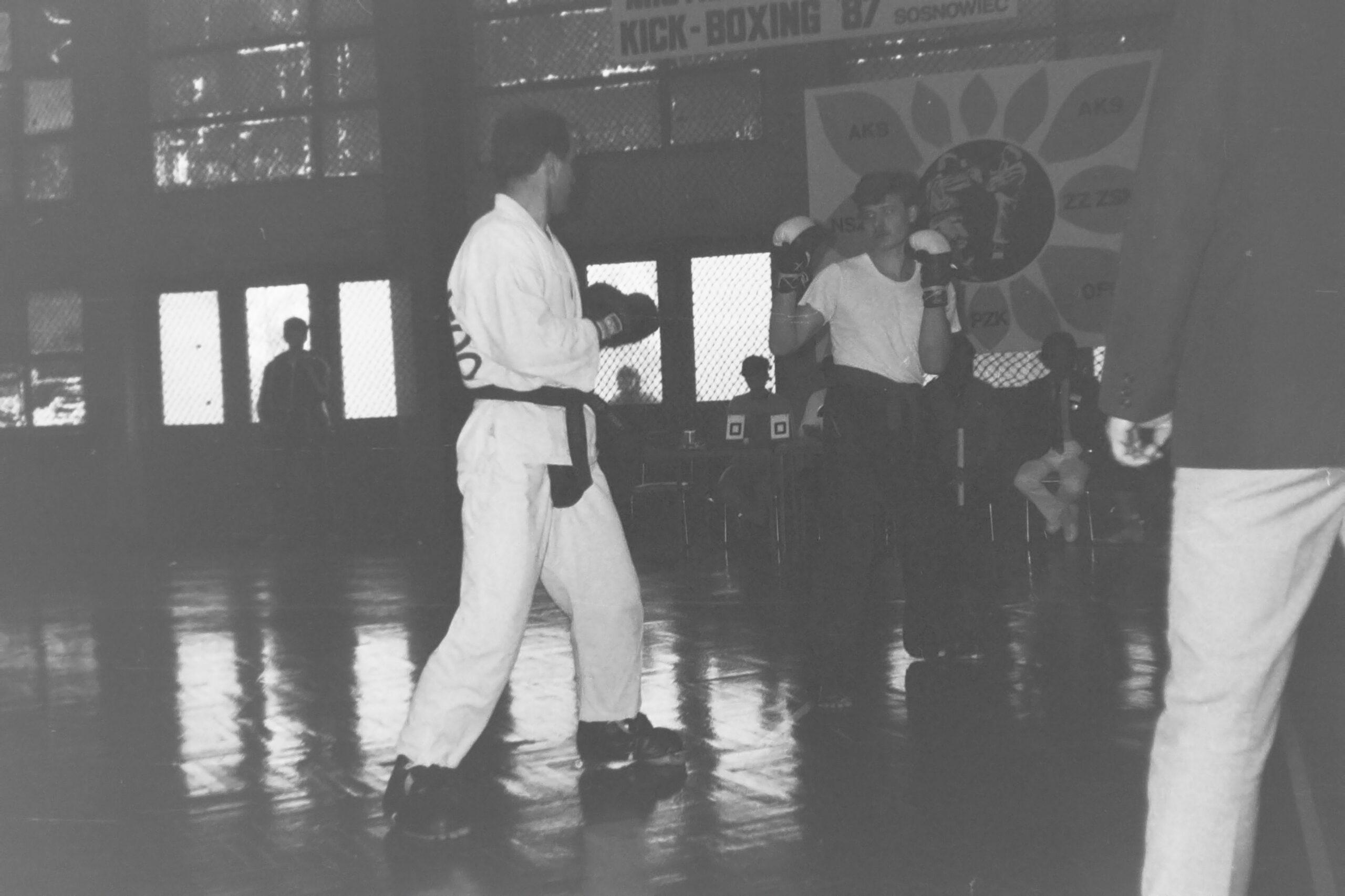 Artur Rychta - Wing Tsun a walka sportowa - 11