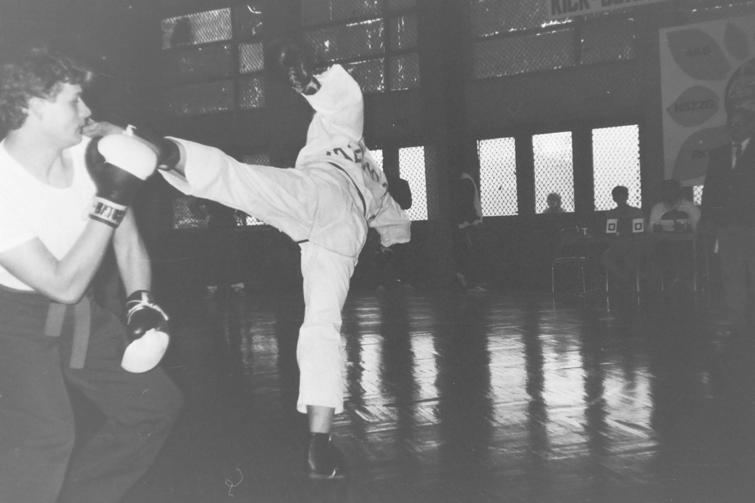 Artur Rychta - Wing Tsun a walka sportowa - 12