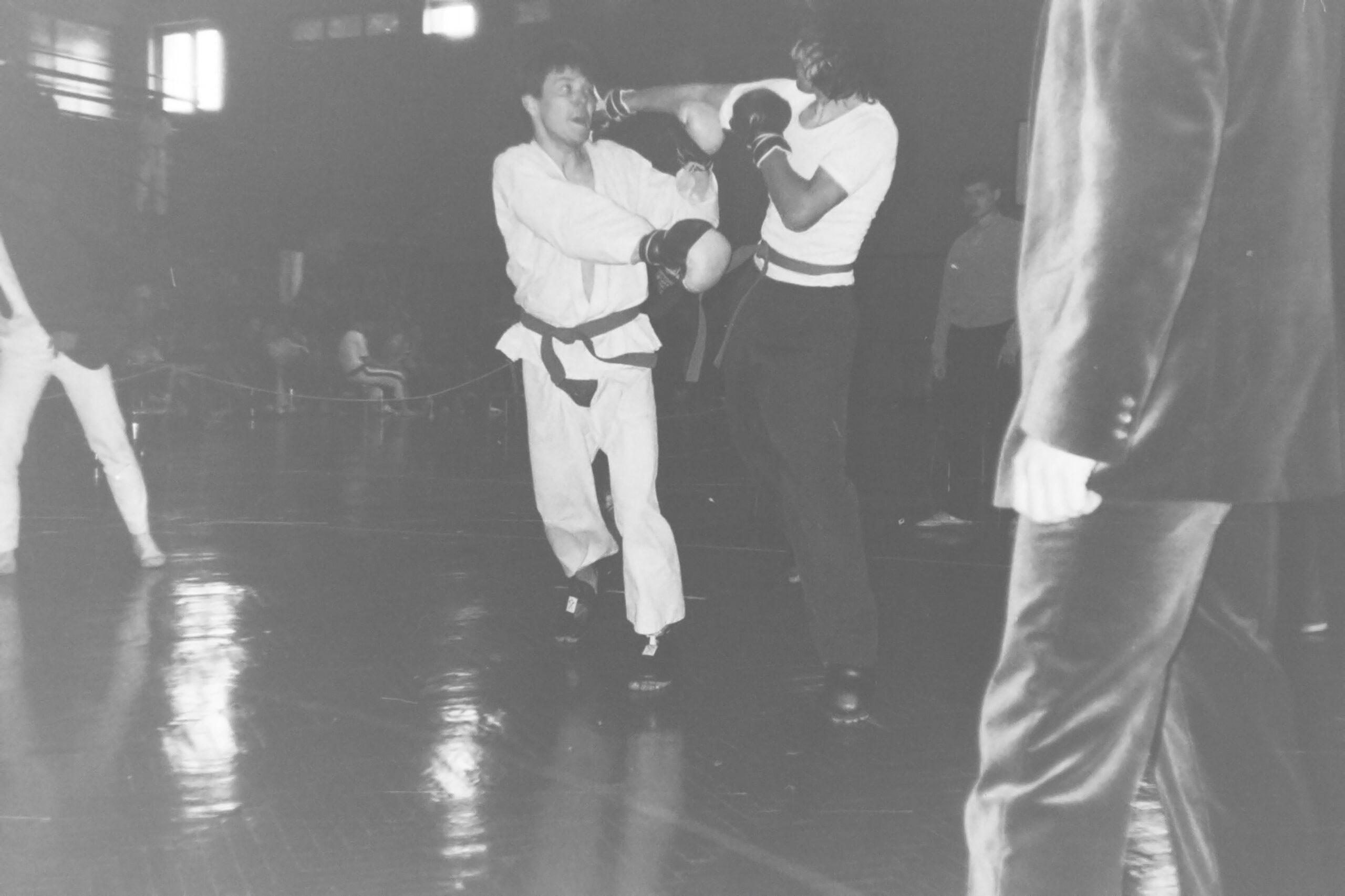 Artur Rychta - Wing Tsun a walka sportowa - 13