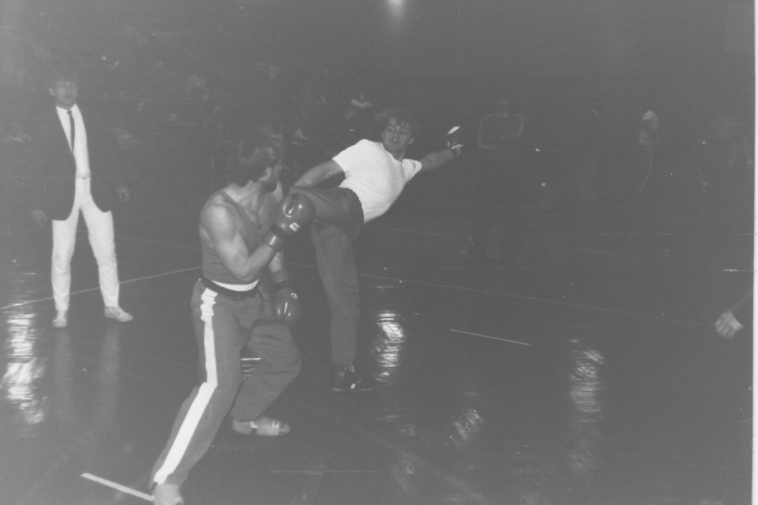 Artur Rychta - Wing Tsun a walka sportowa - 14