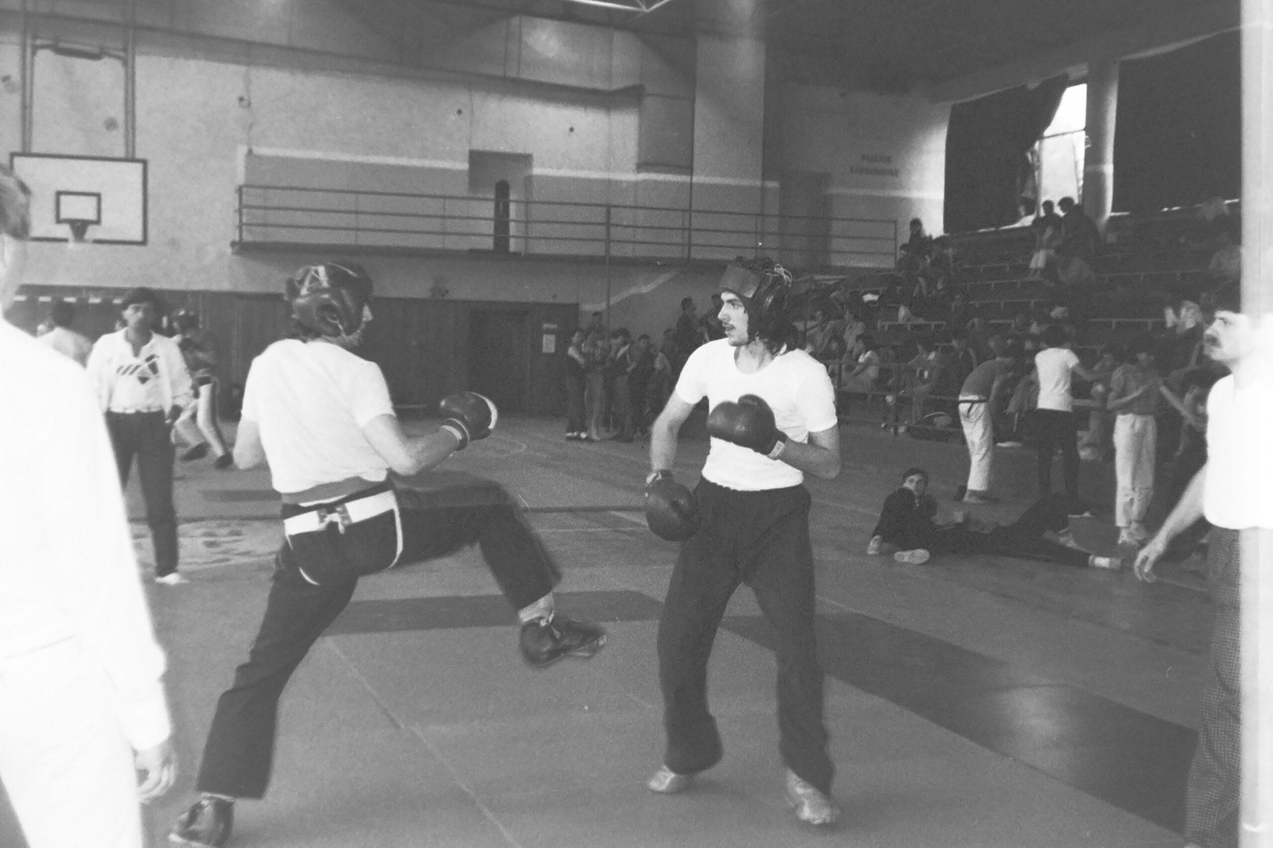 Artur Rychta - Wing Tsun a walka sportowa - 16
